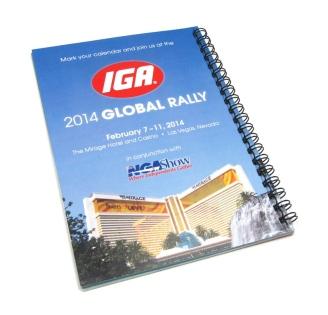 IGA Global Rally ad