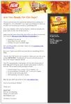 IGA Days email